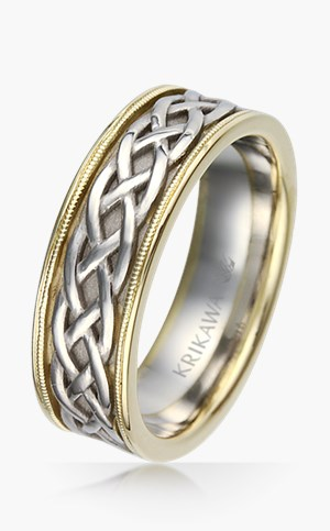 celtic knot wedding rings - Creative Wedding Rings