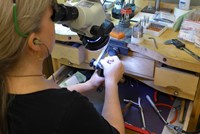 craftsmanship in jewelry making