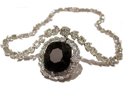 Famous Black Diamonds