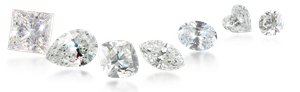 moissanites for engagement rings
