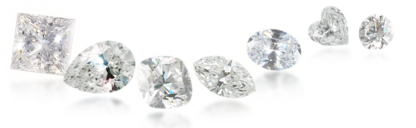 large GIA certified diamonds