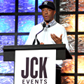Russell Simmons at JCK 2008 in Las Vegas