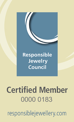 Krikawa is a member of the Responsible Jewelry Council
