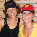 Lisa and Jackie Wolfstein on GIA Tour 2008