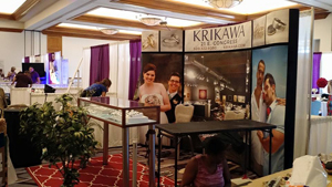 Krikawa at Pride Guide Tucson Wedding and Honeymoon Expo, June 2015