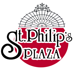 St. Philips Plaza Logo