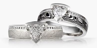 Gay Lesbian Wedding Rings Lesbian Engagement Rings