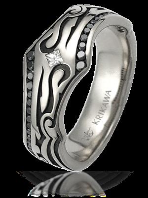 Unique Men S Diamond Rings