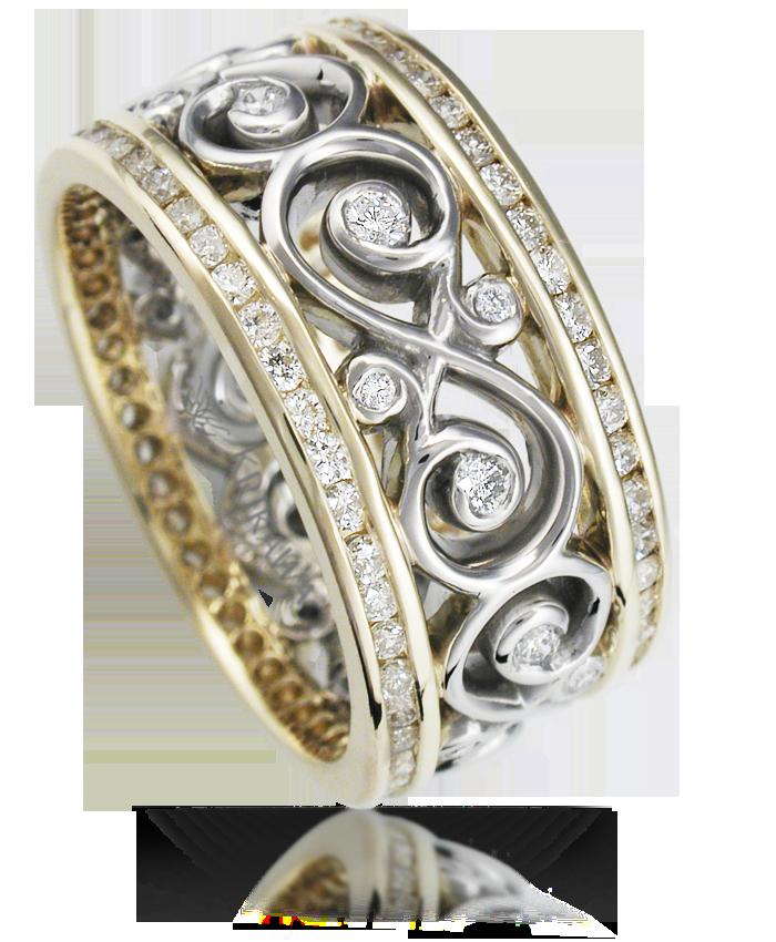 Womenu0027s Diamond Rings