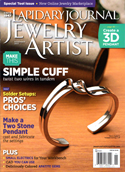 Lapidary Journal November 2013 Cover