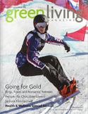 Green Living Magazine February 2014 Cover