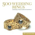500 Wedding Rings Book Cover, December 2007