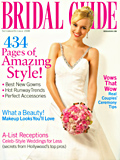 Bridal Guide September October 2008 Cover