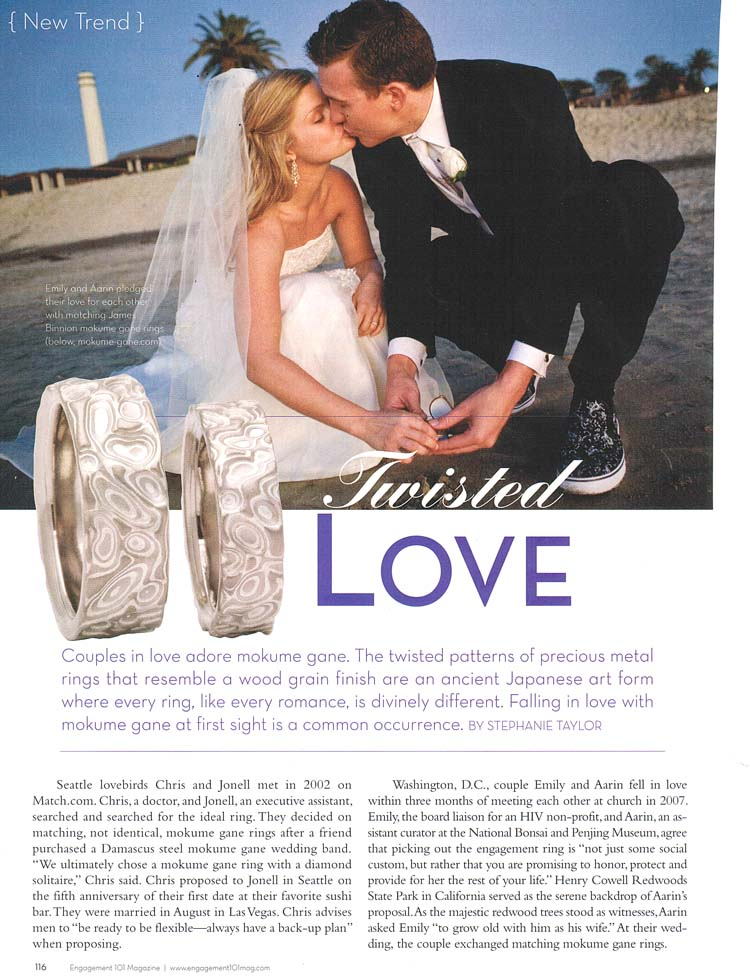 Engagement 101 Magazine Article