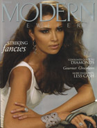 Modern Jeweler September 2008 Cover