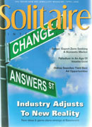 Solitaire International April 2009 Cover