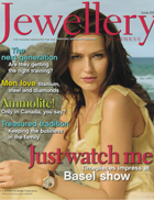 Jewellery Business Magazine June 2007 Cover