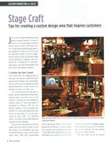 MJSA Vol. 1 No. 3 Stage Craft Article