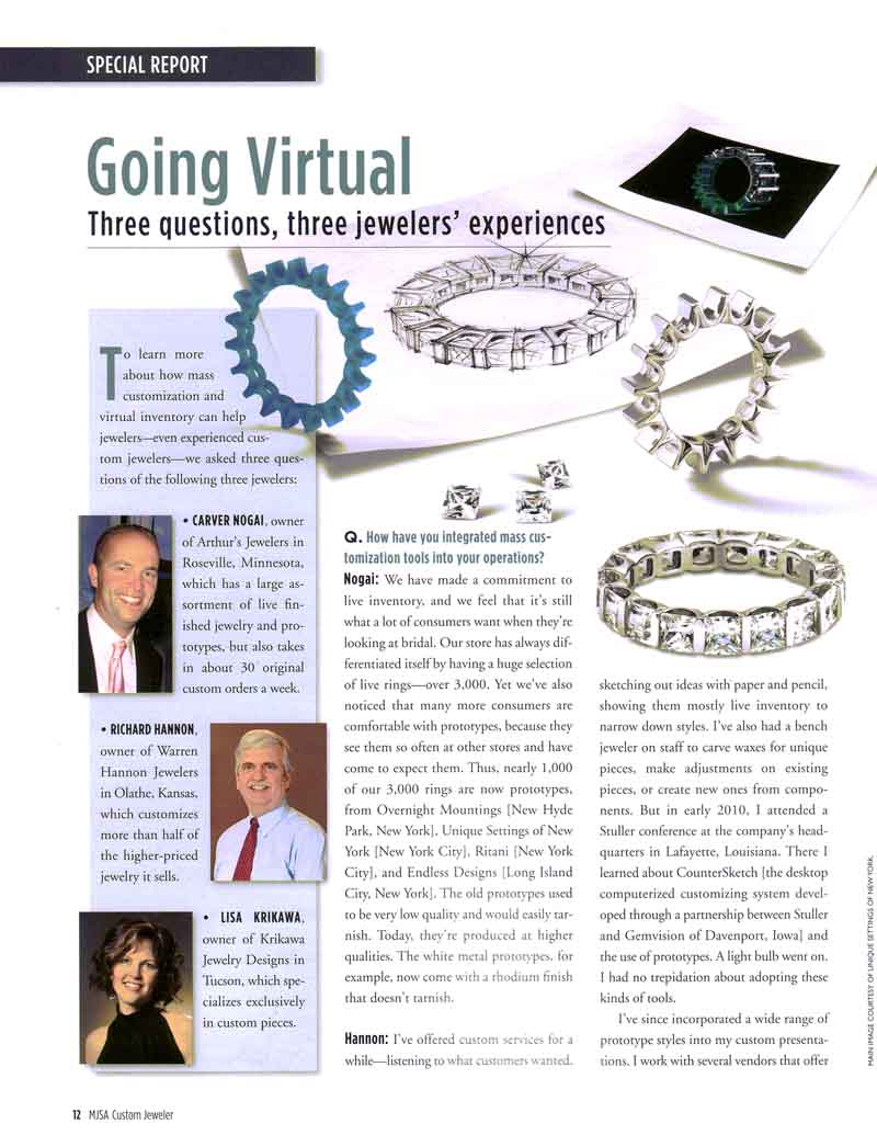 MJSA Going Virtual Article