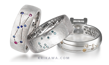 Constellation Rings
