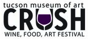 Crush Wine Food and Art Festival logo