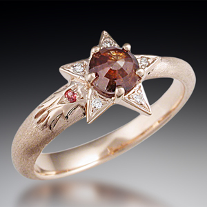 Krikawa ring donated to Youth on Their Own auction