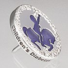 The Carousel of Hope Lapel Pin