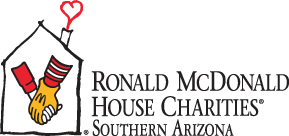 Ronald McDonald House Charities of Southern Arizona logo
