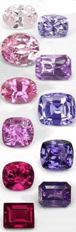 Natural Untreated Sapphires