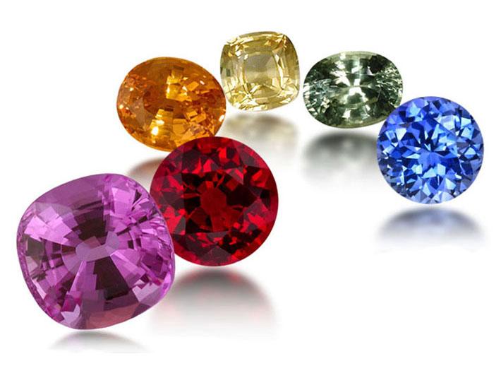 Gemstone Colors